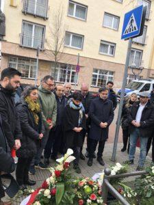 Den Opfern von Hanau gedenken #saytheirnames – Gegen Rassismus und Rechtsextremismus einsetzen