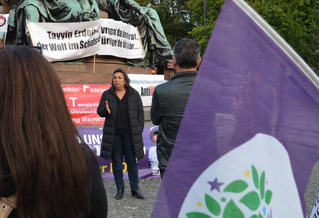 #Free them all: Solidarität mit der HDP und den in Haft sitzenden Politiker*innen