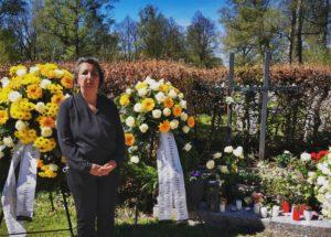 Giesings Gedenken an Sophie Scholl an ihrem 100sten Geburtstag